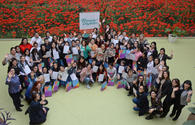"Azercell supports event held on ""Girls in ICT Day"""