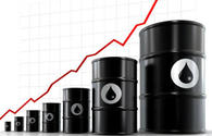 Azerbaijan's oil grows in price