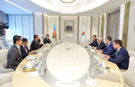 "SOCAR, Petronas discuss matters of partnership <span class=""color_red"">[PHOTO]</span>"