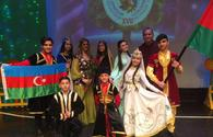 """National folk ensemble wins festival cup in Russia <span class=""""color_red"""">[PHOTO]</span>"""