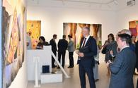 "Exhibition of Latvian artist opens in Baku <span class=""color_red"">[PHOTO]</span>"