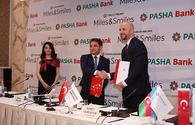 "Azerbaijan's PASHA Bank, Turkish Airlines present joint product <span class=""color_red"">[PHOTO]</span>"
