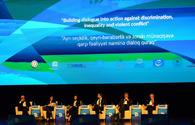 UNWTO rep thanks Azerbaijan for organizing World Forum on Intercultural Dialogue at high level