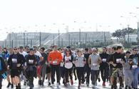"President of Baku Media Center Arzu Aliyeva attends Baku Marathon 2019 <span class=""color_red"">[PHOTO]</span>"