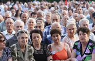 Real figures of Armenia's demographics