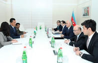Azerbaijan eyes exporting non-oil products to India