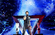 "Azerbaijan's Chingiz holds first rehearsal at Eurovision stage <span class=""color_red"">[PHOTO/VIDEO]</span>"