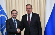 Russia reveals details of Lavrov, Greminger's discussions on Karabakh conflict