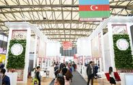 Local products presented at exhibition in China