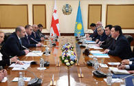 Kazakhstan, Georgia intend to double mutual trade