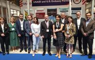 "US companies participate in agriculture exhibition in Baku <span class=""color_red"">[PHOTO]</span>"