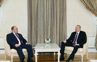 "President Ilham Aliyev receives Belarus deputy PM <span class=""color_red"">[UPDATE]</span>"