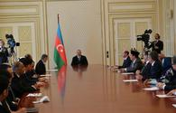 "President Aliyev receives ambassadors, heads of diplomatic missions of Muslim countries to Azerbaijan <span class=""color_red"">[UPDATE]</span>"