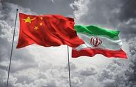 Chinese FM: Beijing, Tehran strategic partners