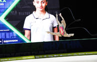 Azerbaijani gymnast qualifies for finals of European Rhythmic Gymnastics Championships in exercises with clubs