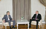 "President Ilham Aliyev received president of Russian Academy of Sciences <span class=""color_red"">[UPDATE]</span>"