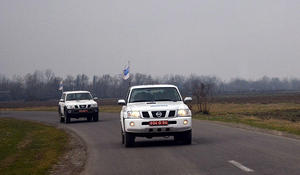 OSCE monitoring at Azerbaijan-Armenia state border ends with no incident