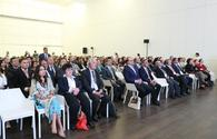 "Vice-President of Heydar Aliyev Foundation Leyla Aliyeva attends 1st International Congress of Azerbaijani Hematology Specialists <span class=""color_red"">[PHOTO]</span>"