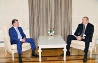 "Azerbaijani president receives Russian minister of labour and social protection <span class=""color_red"">[UPDATE]</span>"