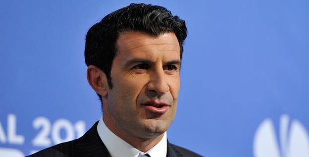 """Luis Figo: I will be at UEFA Europa League final in Baku, don't miss it! <span class=""""color_red"""">[VIDEO]</span>"""