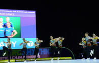 """2nd day of 11th European Aerobic Gymnastics Championships kicks off in Baku <span class=""""color_red"""">[PHOTO]</span>"""