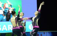 """Competitions as part of Day 2 of European Aerobic Gymnastics Championships in Baku continue <span class=""""color_red"""">[PHOTO]</span>"""