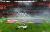 "Colorful opening ceremony of UEFA Europa League final of 2018-19 season in Baku <span class=""color_red"">[VIDEO]</span>"