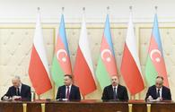 "Azerbaijan, Poland sign bilateral documents <span class=""color_red"">[PHOTO]</span>"