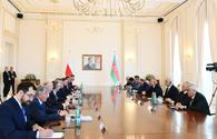 "Azerbaijani, Polish presidents hold expanded meeting in Baku <span class=""color_red"">[PHOTO]</span>"