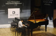 """Сompetition for young pianists kicks off in Baku <span class=""""color_red"""">[PHOTO]</span>"""