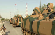 Turkey moving military equipment to border with Iraq