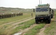 "Artillerymen of Azerbaijan's Nakhchivan army demonstrate high professionalism <span class=""color_red"">[PHOTO/VIDEO]</span>"