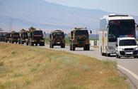 "Turkish servicemen arrive in Nakhchivan to participate in &quot;Indestructible Brotherhood - 2019&quot; exercises <span class=""color_red"">[PHOTO/VIDEO]</span>"