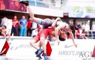 National wrestler grabs bronze at Junior European Championships
