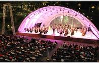 Gabala International Music Festival comes back