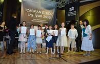 "Caspian Etude young pianists' competition wraps up <span class=""color_red"">[PHOTO]</span>"
