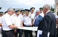 Construction of Azerbaijan-Russia bridge nears completion
