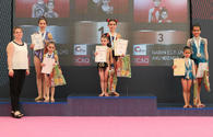 "Winners of 26th Azerbaijan and Baku Championships in acrobatic gymnastics announced <span class=""color_red"">[PHOTO]</span>"