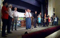 "Theater Festival wraps up in Lankaran <span class=""color_red"">[PHOTO]</span>"