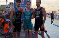 "National triathlete grabs silver in Ukraine <span class=""color_red"">[PHOTO]</span>"