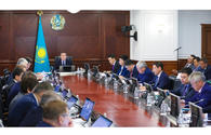 Kazakh GDP growth disclosed
