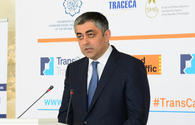 """Azerbaijani minister: transport sector to continue rapid growth <span class=""""color_red"""">[PHOTO]</span>"""