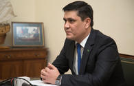 Envoy: Azerbaijan is Turkmenistan's close strategic partner