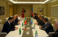 "Azerbaijani, Turkish Defense Ministers meet in Gabala <span class=""color_red"">[PHOTO]</span>"