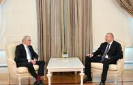 "Azerbaijani President receives chairman of Dutch-Azerbaijan Friendship Group <span class=""color_red"">[UPDATE]</span>"