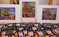 "Works by national artist amaze art lovers in France <span class=""color_red"">[PHOTO]</span>"