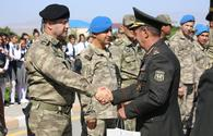 "Azerbaijan holds farewell ceremony for Turkish servicemen after &quot;Indestructible Brotherhood-2019&quot; Exercises <span class=""color_red"">[PHOTO/VIDEO]</span>"