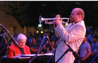 "Oleg Lundstrem Jazz Orchestra delights music lovers on Caspian coast <span class=""color_red"">[PHOTO]</span>"