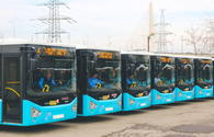 Baku to receive new eco-friendly buses