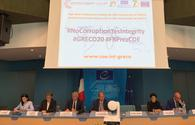 "Report on judicial reforms in Azerbaijan presented at conference in Strasbourg <span class=""color_red"">[PHOTO]</span>"